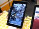 スマートフォン&モバイルEXPO:マウスコンピューターが新型Androidタブレットを参考展示