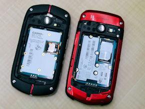 開発陣に聞く「G'zOne IS11CA」:伝統を守りながら、スマートフォンとして新しいステージに――「G'zOne IS11CA」 (2/2)