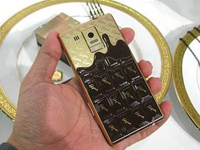 写真で見る「Q-pot.Phone SH-04D...