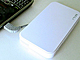 OTAS、端子収納型のコンパクトな補助バッテリー「MiLi Power Star White」