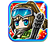 侵略する「むし」達から家を守る! シューティングゲームアプリ「むしアミ!」iOS版が登場