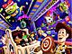 ディズニー、「Disney Mobile on docomo」利用者を新アトラクションプレビューへ招待