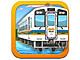 観光案内と列車運行体験が楽しめるiOS向けゲームアプリ「おれんじ鉄道で行こう!」