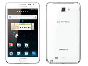 GALAXY Note SC-05D」、Android ...