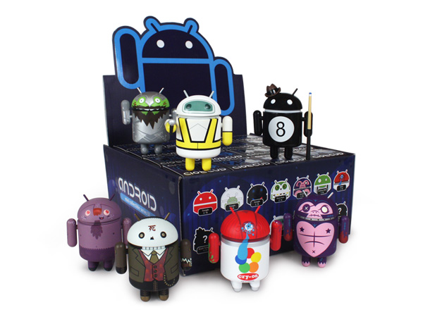 Series 03 Android Mini Collectible Figure Nexus by Google