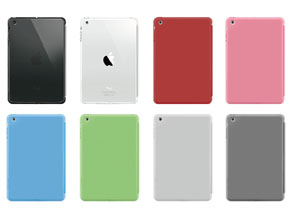 c107e51e22 プレアデス、iPad mini純正カバーにフィットするハードケースを発売 ...