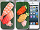 超リアルな食品サンプルが乗った「iPhone5専用 食品サンプルカバー」シリーズ