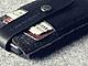 高級レザー&ウールフェルトを使ったiPhone 5向けケース——ミヤビックス