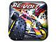 疾走感あふれるiPhone向けレースゲームアプリ「リボルト・クラシックFREE」