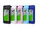 ICカードが収納できるスリムなiPhone 5ケース「Bluevision OsaifuSlim for iPhone 5」