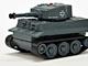 赤外線の大砲で対戦可能なiPad/iPhone向け「ラジ・コンバット USB 戦車RC」