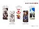 ソフトバンクBB、有名アーティスト5人とコラボした復興支援iPhoneケースを発売