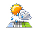 地図で位置を指定できるiPhone向け気象情報アプリ「ピンポイント★天気 for iPhone」