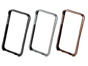 iPhone 5用アルミバンパー「GH-CA-IP5AFシリーズ」