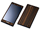 �f�B�[�t�A�V�R�؂��g�p�����ی�v���[�g�uWOODEN PLATE for Xperia Z SO-02E�v
