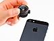 魚眼/マクロ/CPLフィルターレンズをセットにしたiPhone 5専用カメラレンズセット