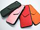 カード収納ポケットと縦横対応スタンドを備えたiPhone 5ケース