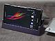 装着したまま卓上ホルダが使える「Xperia Z」用高級レザーケース