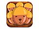 App Town ゲーム:どんぐりを集めて高得点を目指すiPhone向けゲームアプリ「どんぐりポイポイ」