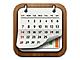 カレンダーアプリ「Staccal」のiPad版が登場