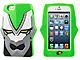 「TIGER & BUNNY」とコラボしたiPhone 5専用シリコーンケース3種が登場