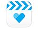 App Town 写真/ビデオ:グリーティングビデオを作れるiPhone向け編集アプリ「emoStudio」