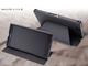 Xperia Z Ultra SOL24/SGP412JP用の卓上ホルダ対応レザーケースが登場
