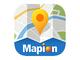 Android版「地図マピオン」が大幅リニューアル——インタフェース変更でより使いやすく