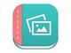 おしゃれでカワイイ、iOS向け写真アプリ「想い出アルバム for フォトコレクション」
