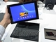 Mobile World Congress 2014:写真で見る「Xperia Z2 Tablet」