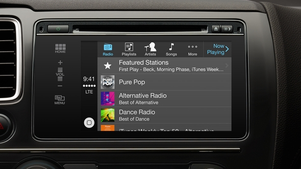 carplay 4