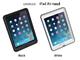FOX、直接スクリーンを操作できる耐衝撃ケース「LIFEPROOF iPad Air case - nuud」