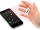 音楽アプリを簡単操作:「手かざし」でiOS機器を操作、指輪型コントローラー「iRing」