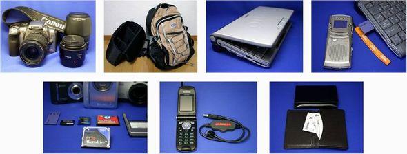 2004年の七つ道具
