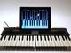 国内先行発売!! iPad初のMIDI over Bluetooth LE対応ピアノキーボード「C.24」