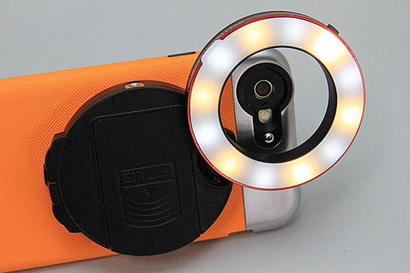 RV-L1 LED リングライト