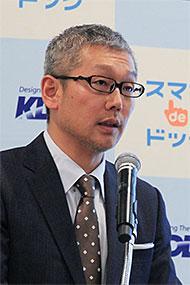 岩崎昭夫氏