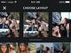 Instagram、自動写真コラージュアプリ「Layout」を公開