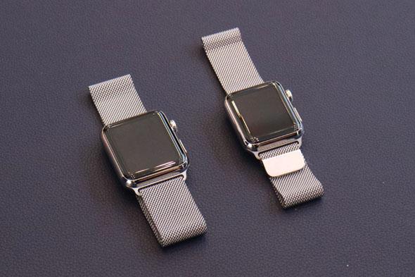 Apple Watch試着