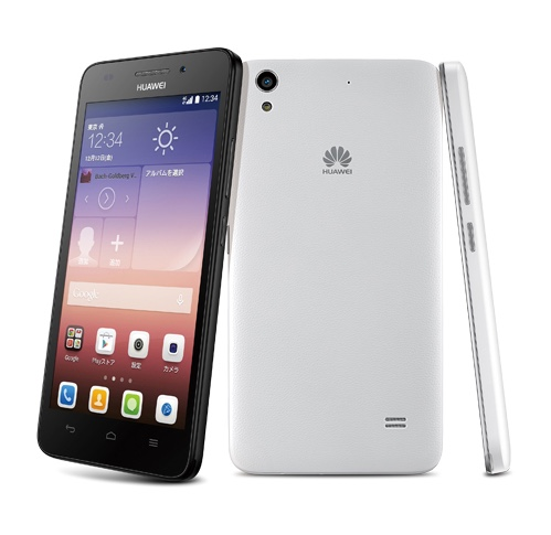 Huawei製「Ascend G620S」