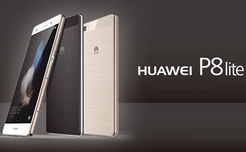 HUAWEI P8 lite ALE-L02