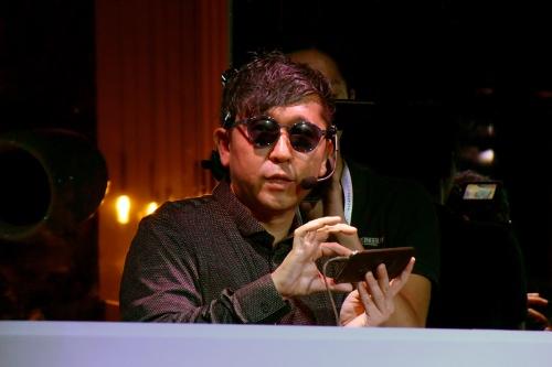 Taku Takahashi氏