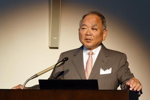 代表取締役会長の三田聖二氏