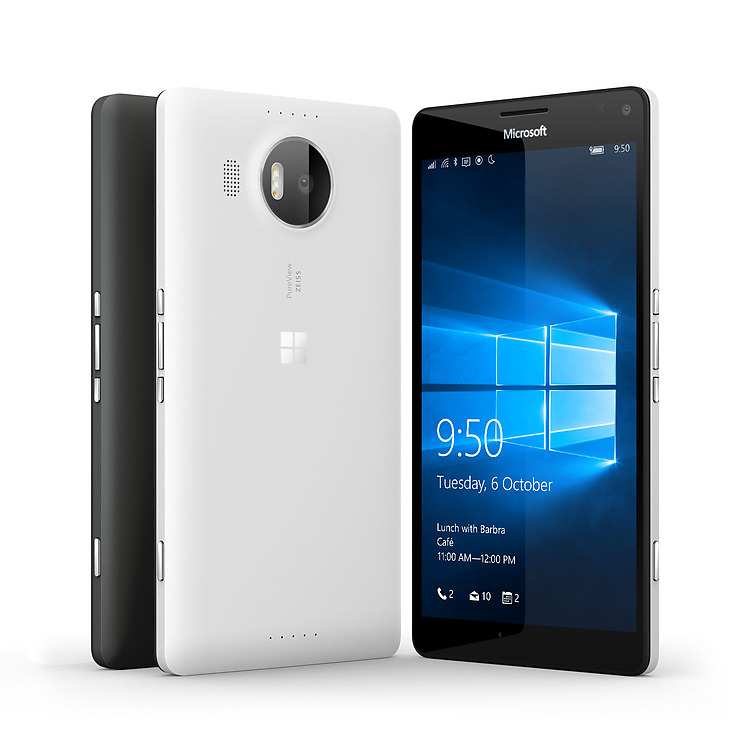 Lumia 950 XL Snapdragon 810 MSM8994 2.0GHz 8コア