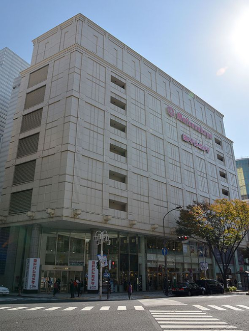 「ヨドバシカメラマルチメディア名古屋松坂屋店」がオープンした松坂屋名古屋南館