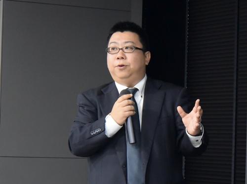 MMD研究所の吉本浩司氏