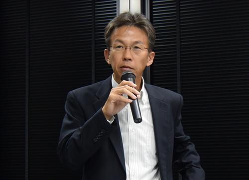 ケイ・オプティコムの津田和佳氏