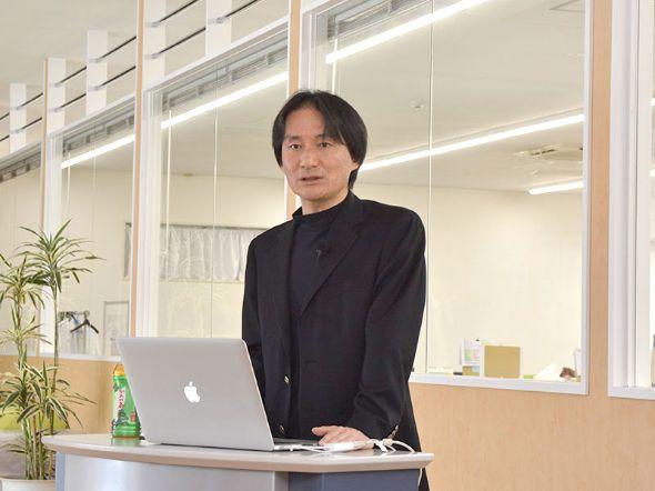 トーンモバイルの石田宏樹社長
