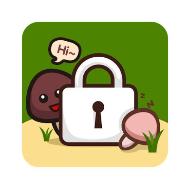 「Simejiプライバシーロック」