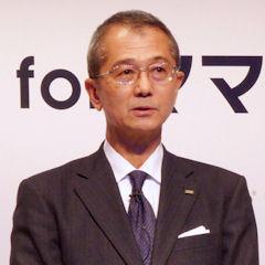 KDDIの山本氏